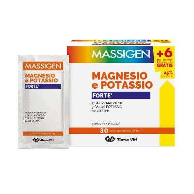 MASSIGEN MAGNESIO/POTASSIO S/Z 30 buste