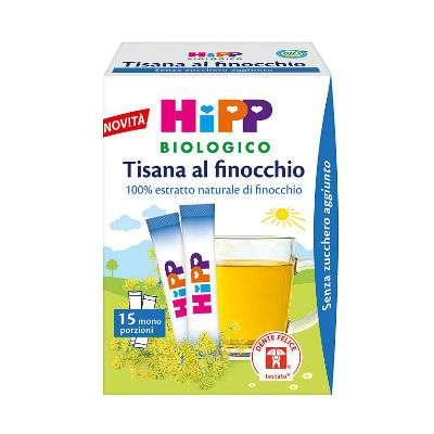 Hipp tisana camomilla/finocchio