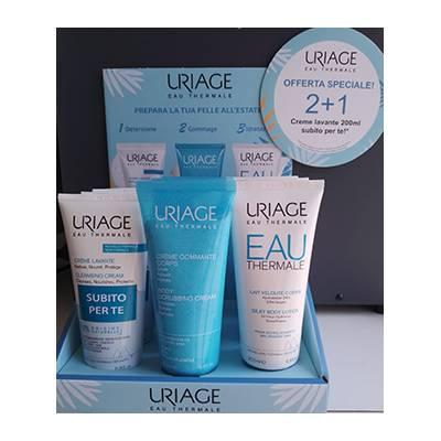 Uriage prepara la tua pelle all'estate! OFFERTA SPECIALE! 2+1