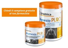 DYNAMICA MAGNESIO PURO 150G