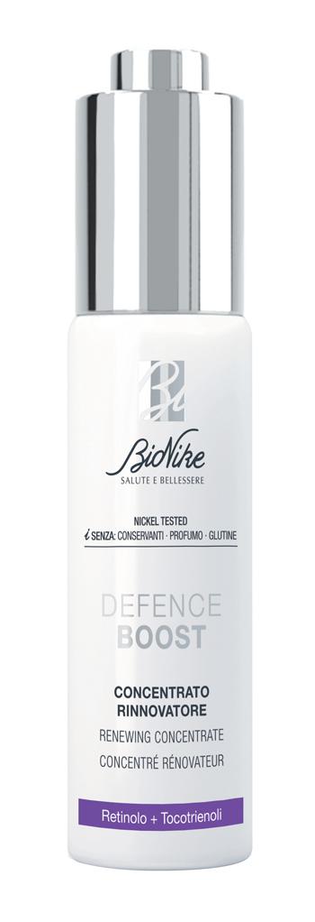 BIONIKE DEFENCE BOOST CONCENTRATO RINNOVATORE RETINOLO 30ML