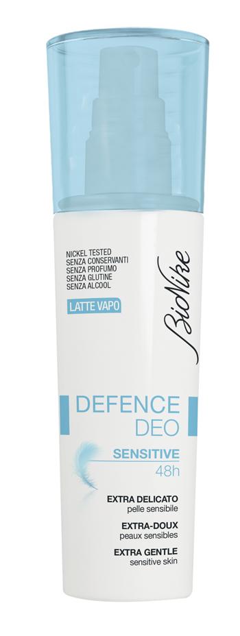 BIONIKE DEFENCE DEODORANTE SENSITIVE DEO-LATTE VAPO 100ML