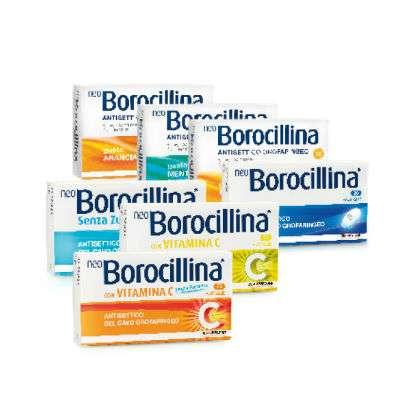 Neo borocillina pastiglie