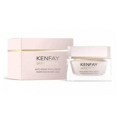 KENFAY  SKINCENTIVE CREMA VISO ANTI-ETA'  50ml