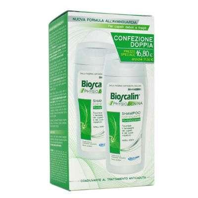 Bioscalin shampoo bipack