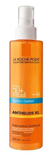 LA ROCHE-POSAY ANTHELIOS OLIO NUTRIENTE CORPO SPF50+ 200ML