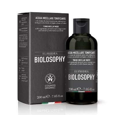 Euphidra Bilosophy acqua micellare tonificante 200ml