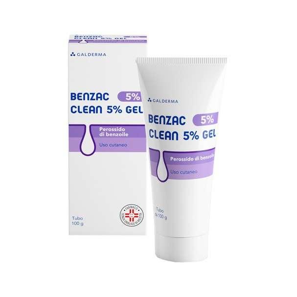 Benzac Clean 5% Gel 100 g