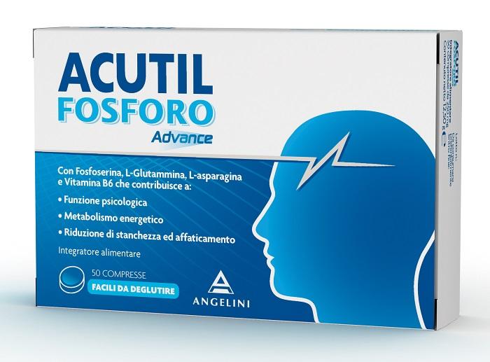 ACUTIL FOSFORO ADVANCE 50CPR