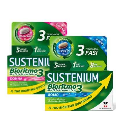 Sustenium Bioritmo 3 30cpr