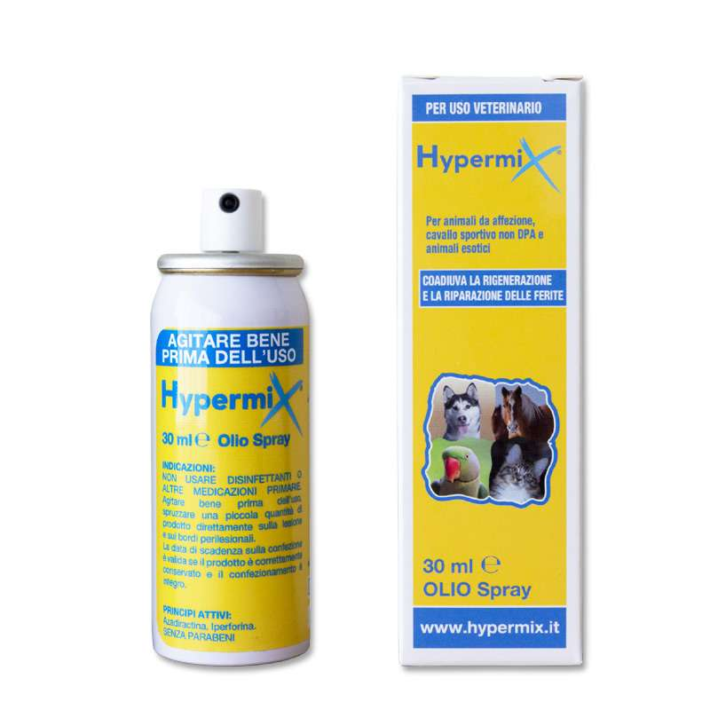 HYPERMYX SPRAY OLIO 30ml
