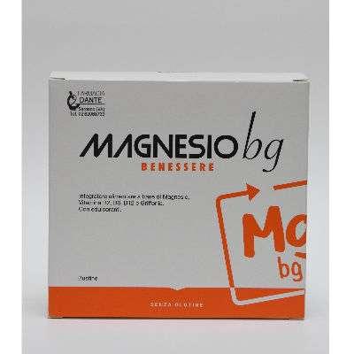Magnesio bs benessere