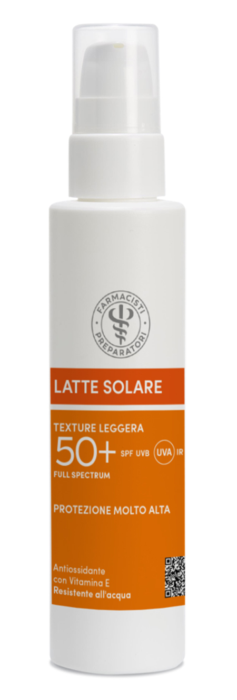 LFP SOL LATTE CORPO 50+ 100ML