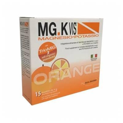 Mg kvis magnesio e potassio 15 buste