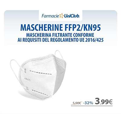 MASCHERINE FFP2/KN95