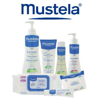 Mustela linea in farmacia