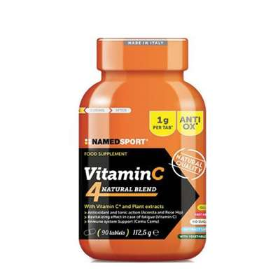 VITAMIN C 4 NATURAL BLEND 90 TAV.