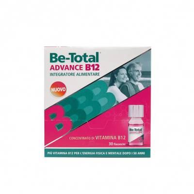 BE-TOTAL ADVANCE B12 30FLACONCINI
