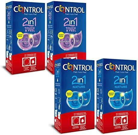CONTROL KIT NATURE 1+1