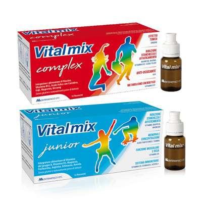 Vitalmix 12fl Complex e Junior