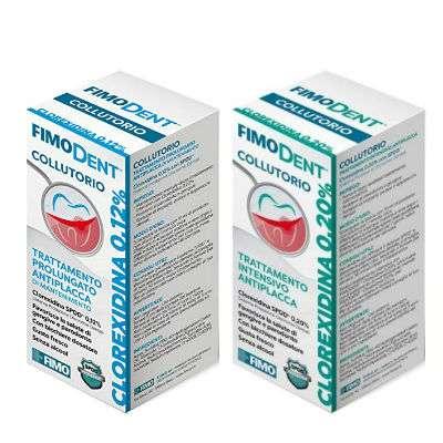 Fimo Dent collutorio Clorexidina