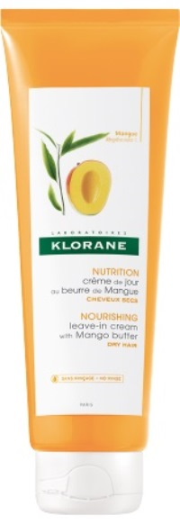KLORANE CREMA QUOTIDIANA BURRO MANGO 125ML