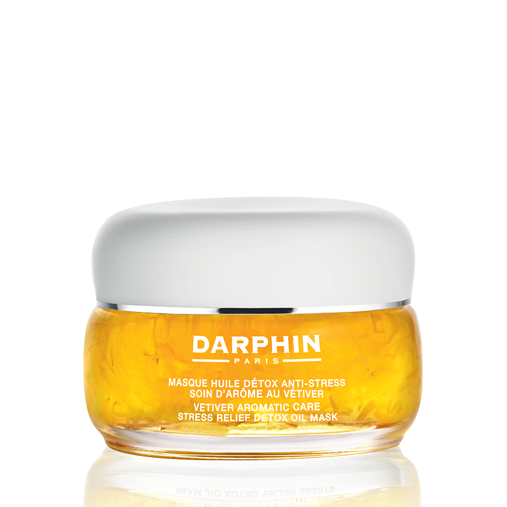 DARPHIN VETIVER OIL MASK ANTI-STRESS DETOSSINANTE 50ML