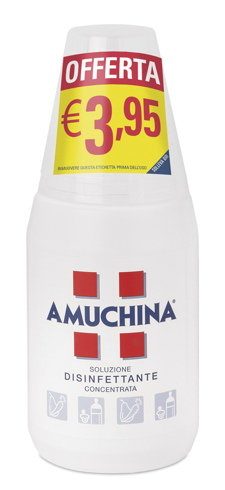 AMUCHINA 100% 500ML PROMO