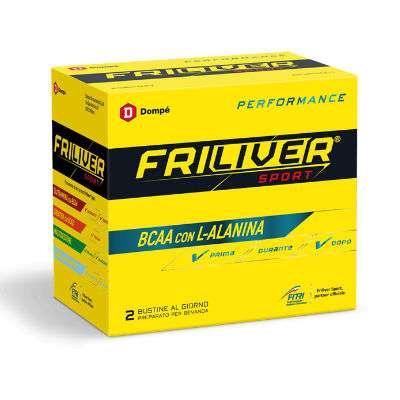 Friliver BCAA con L-Alanina