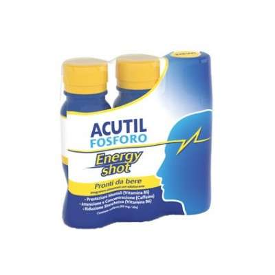 Acutil Flosforo Energy Shot 3x60ml