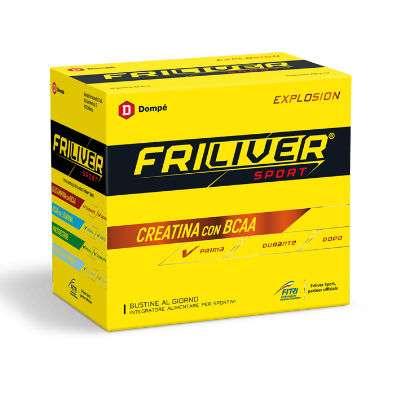 Friliver Creatina con BCAA