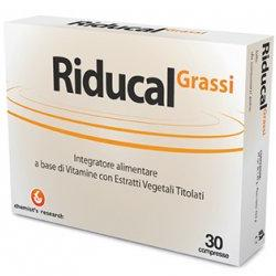 RIDUCAL GRASSI 30CPR
