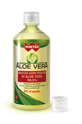 ALOE VERA SUCCO/POLPA 1L WINTER