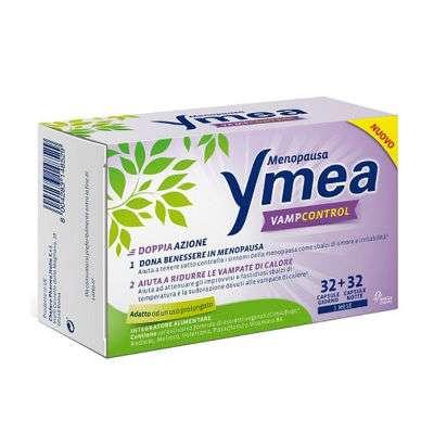 Ymea vampcontrol 32 capsule giorno + 32 capsule notte
