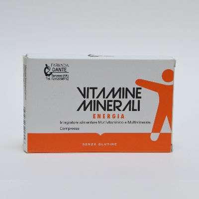Vitamine minerali energia