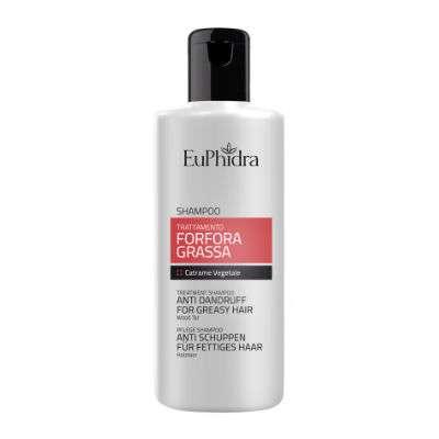 Euphidra shampoo forfora grassa