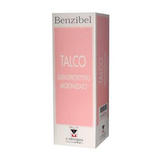 BENZIBEL TALCO 150G
