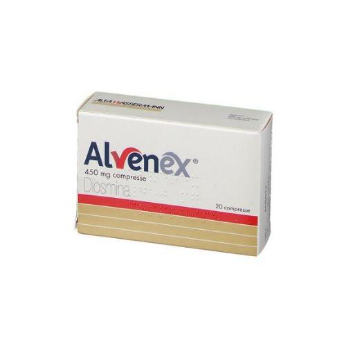ALVENEX*20CPR 450MG