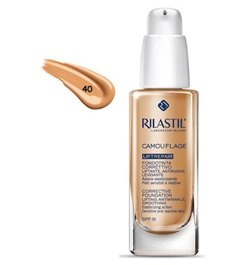 RILASTIL MAQUILLAGE FONDOTINTA LIFTREPAIR N.40 SPF15 30ML
