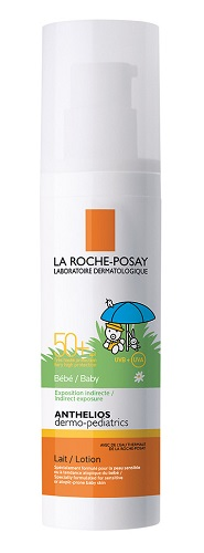 LA ROCHE-POSAY ANTHELIOS DERMO-PEDIATRICS LATTE BEBE' SPF50+ 50ML