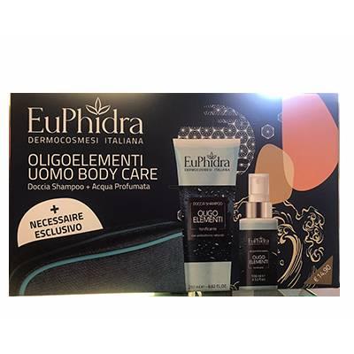 Euphidra cofanetto Oligoelementi Uomo Body Care