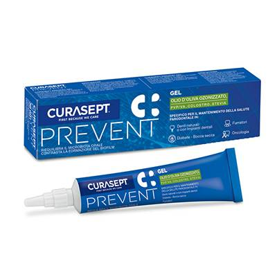 CURASEPT PREVENT GEL