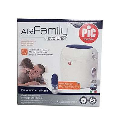 Pic aerosol Air Family Evolution