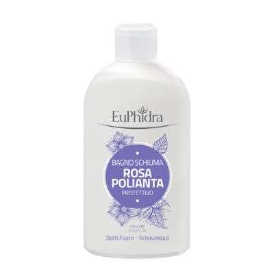 Euphidra bagno schiuma Rosa Polianta
