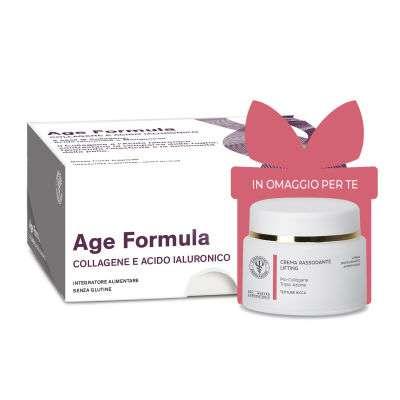 Age formula + Crema rassodante lifting 30ml OMAGGIO