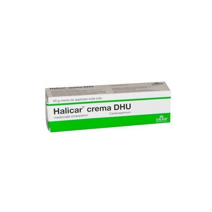 HALICAR CREMA 50G