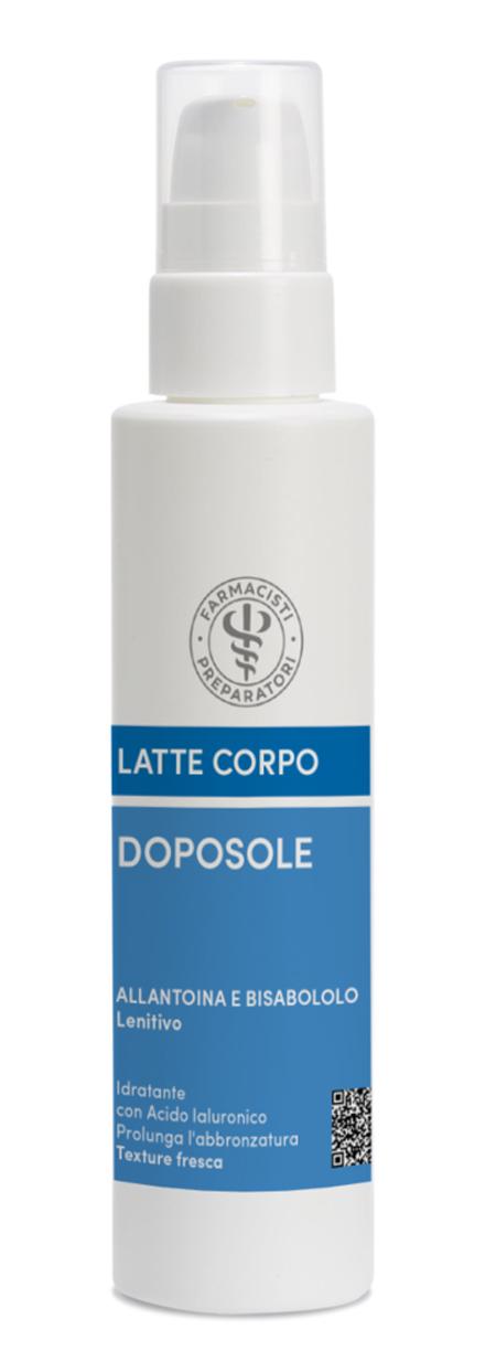 LFP LATTE CORPO DOPOSOLE 100ML