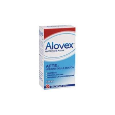 ALOVEX SPRAY 15ML