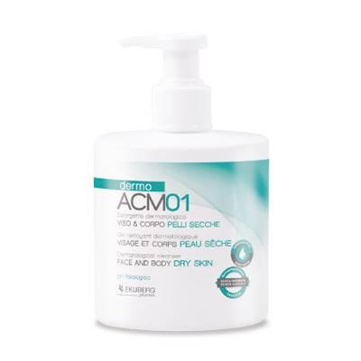 ACM 01 detergente viso e corpo