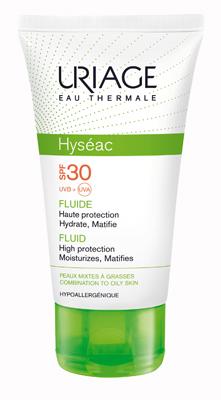 HYSEAC SOLAIRE SPF30 50ML